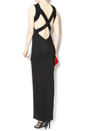 Lovers + Friends Passion Maxi Dress - Back cropped