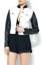 DL1961 Rocky Denim Jacket - Product Mini Image