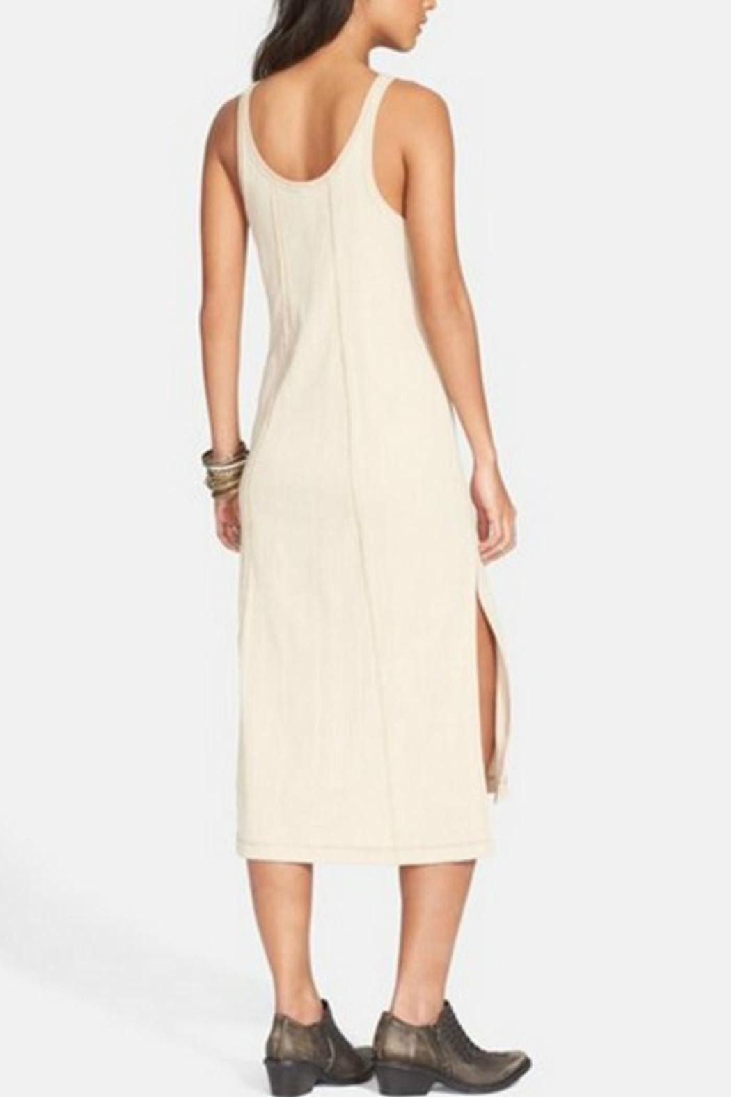 42530dc65f17 Free People Venice Ribbed Tunic from Providence by Queen of Hearts ...
