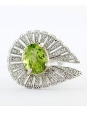 CDO  Peridot Ring - Product Mini Image