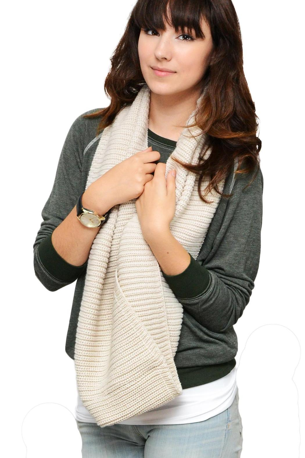 Look by M Forever Infinity Scarf - Front Full Image