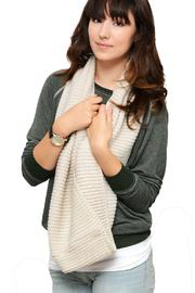 Look by M Forever Infinity Scarf - Front full body