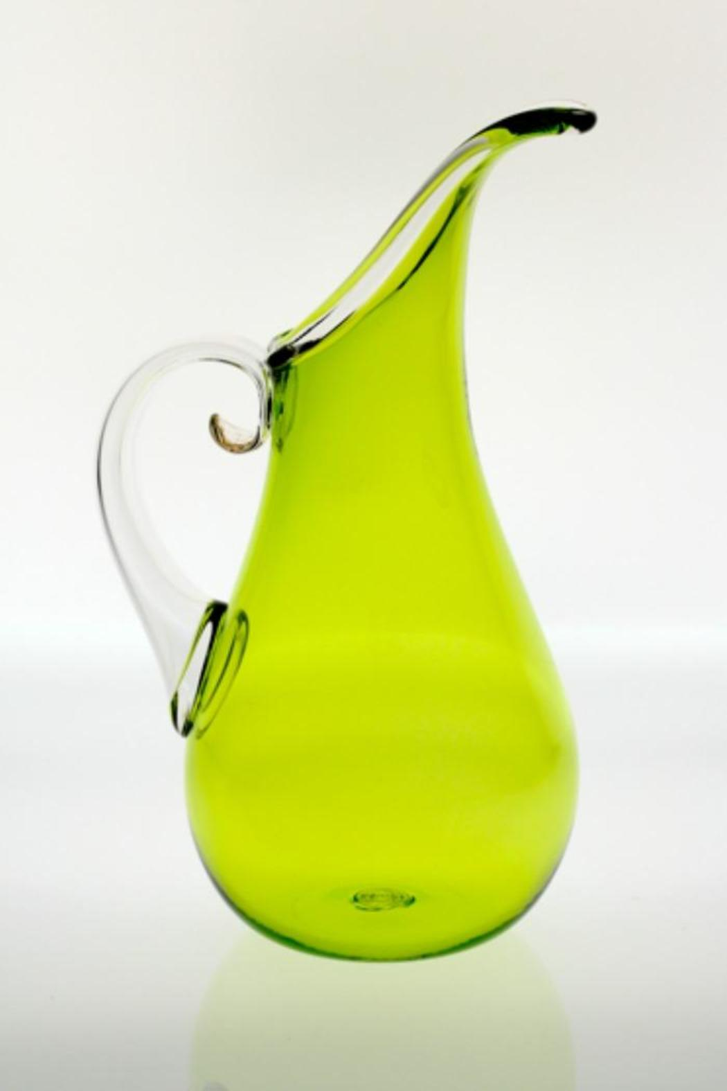 Glass Pitcher - Front Full Image