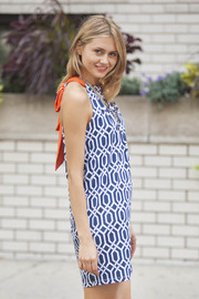 Mud Pie Game Day Dress - Side cropped