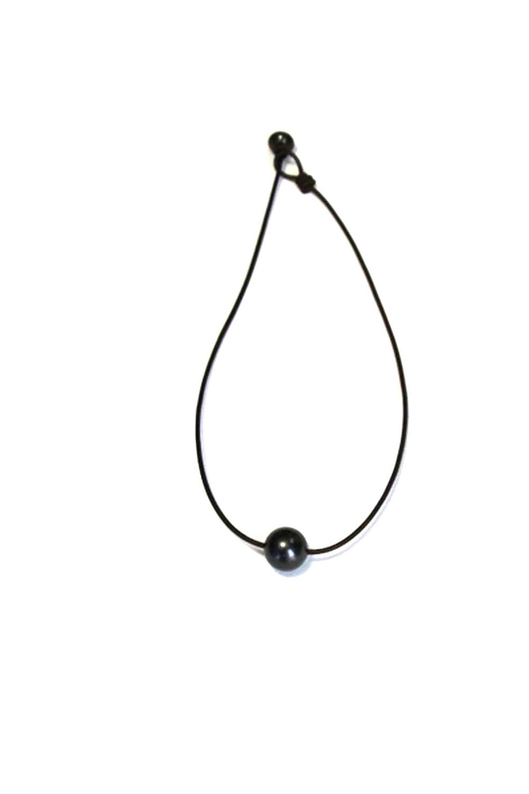 Lily Chartier Pearls Single Tahitian Necklace - Main Image