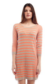 Shoptiques Product: Stripe Sweater Dress