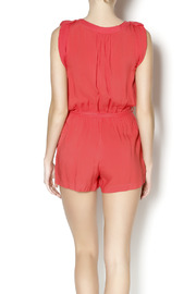 Shoptiques Product: Jaclyn Romper - Back cropped