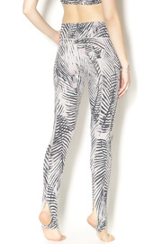 Alternative Apparel Lean Into It Legging - Back cropped