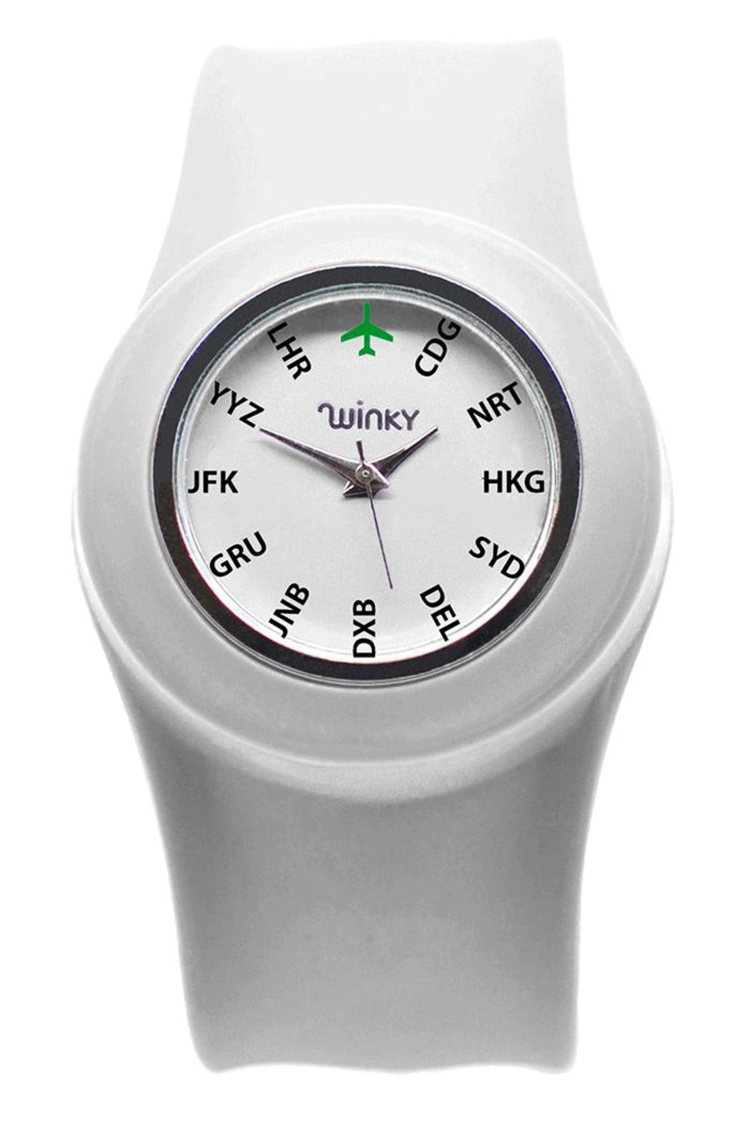 Winky Designs Global Slap Watch - Front Cropped Image