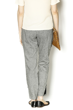 Sugarhill Boutique Grey Ankle Pants - Alternate List Image