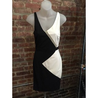 Shoptiques Black White Dress