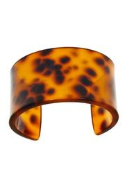Fornash Tortoise Cuff - Front cropped
