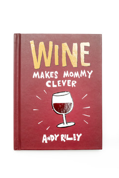 Chronicle Books Mom Wine Book - Alternate List Image