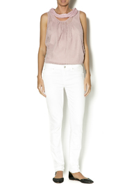 Articles of Society White Skinny Jeans - Front full body