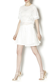 English Factory White Knit Two Piece - Other