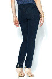 Hudson Jeans with Knee Details - Back cropped