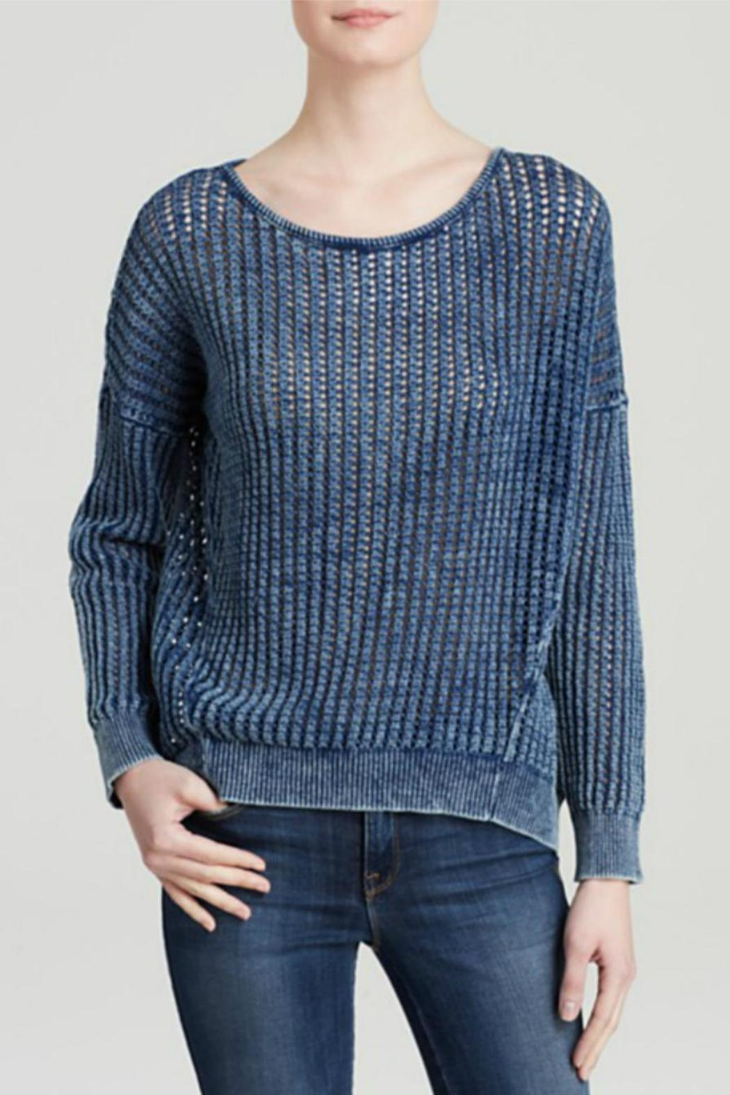 e4ed2cc5a59 Bella Dahl Denim Washed Sweater from Wicker Park by Mulberry   Me ...