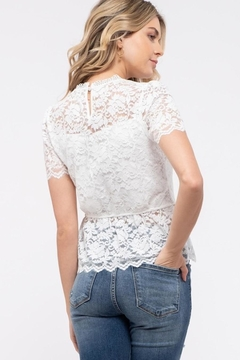 E & M Oh For The Love Of Lace - Alternate List Image