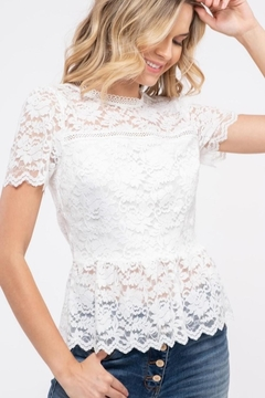 E & M Oh For The Love Of Lace - Product List Image