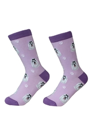 E & S Pets Maltese Socks - Product Mini Image