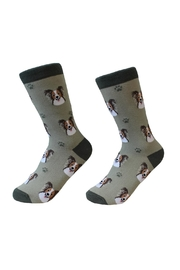 E & S Pets Papillon Socks - Product Mini Image