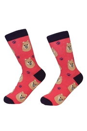 E & S Pets Pomeranian Socks - Product Mini Image