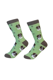 E & S Pets Saint Bernard Socks - Product Mini Image