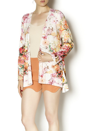 Cheryl Nash Light Swing Jacket Top - Product Mini Image
