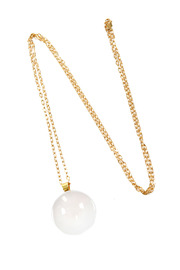 Shoptiques Product: Crystal Ball Pendant