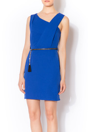 Shoptiques Product: Structured Cobalt Dress