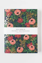 Rifle Paper Co.  Pocket Notebook S/2 - Product Mini Image