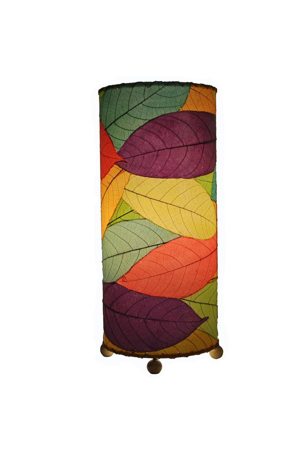 Eangee Cocoa Leaf Lamp - Front Cropped Image