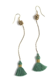 Shiraleah Long Drop Earring - Product Mini Image