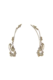 The Ear Vine Ear-Vine Gold Satin-Beads - Product Mini Image