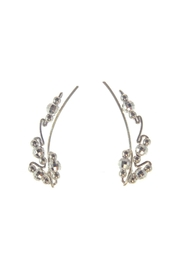 The Ear Vine Ear-Vine Sterling Silver - Front cropped