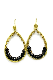 Ananda Chicago  Earrings - Front cropped