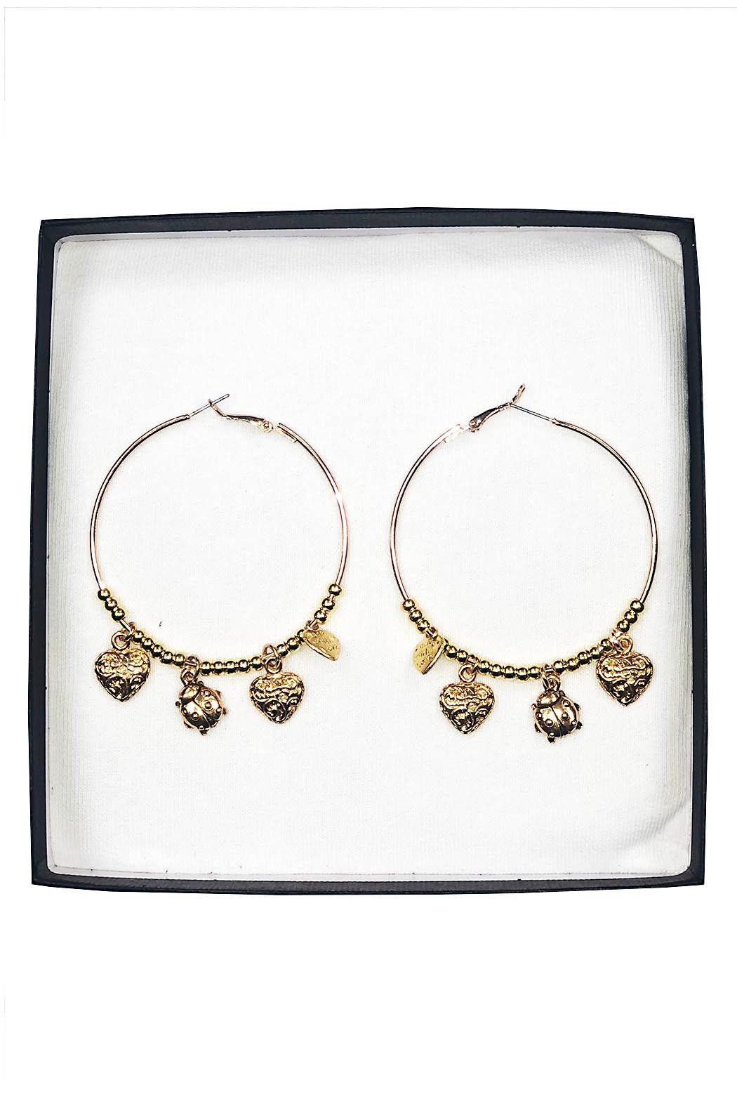 Gypsetters Earrings Charms - Back Cropped Image