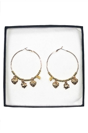 Gypsetters Earrings Charms - Back cropped