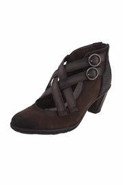 Earth Amber Heels - Front cropped