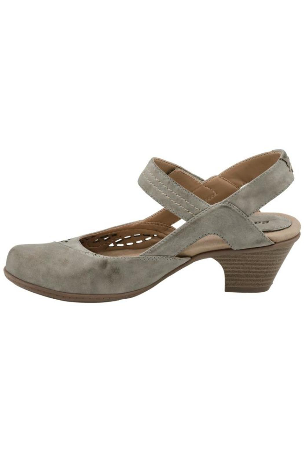 Earth Bantam Leather Slingback from Cleveland by Szabo ...