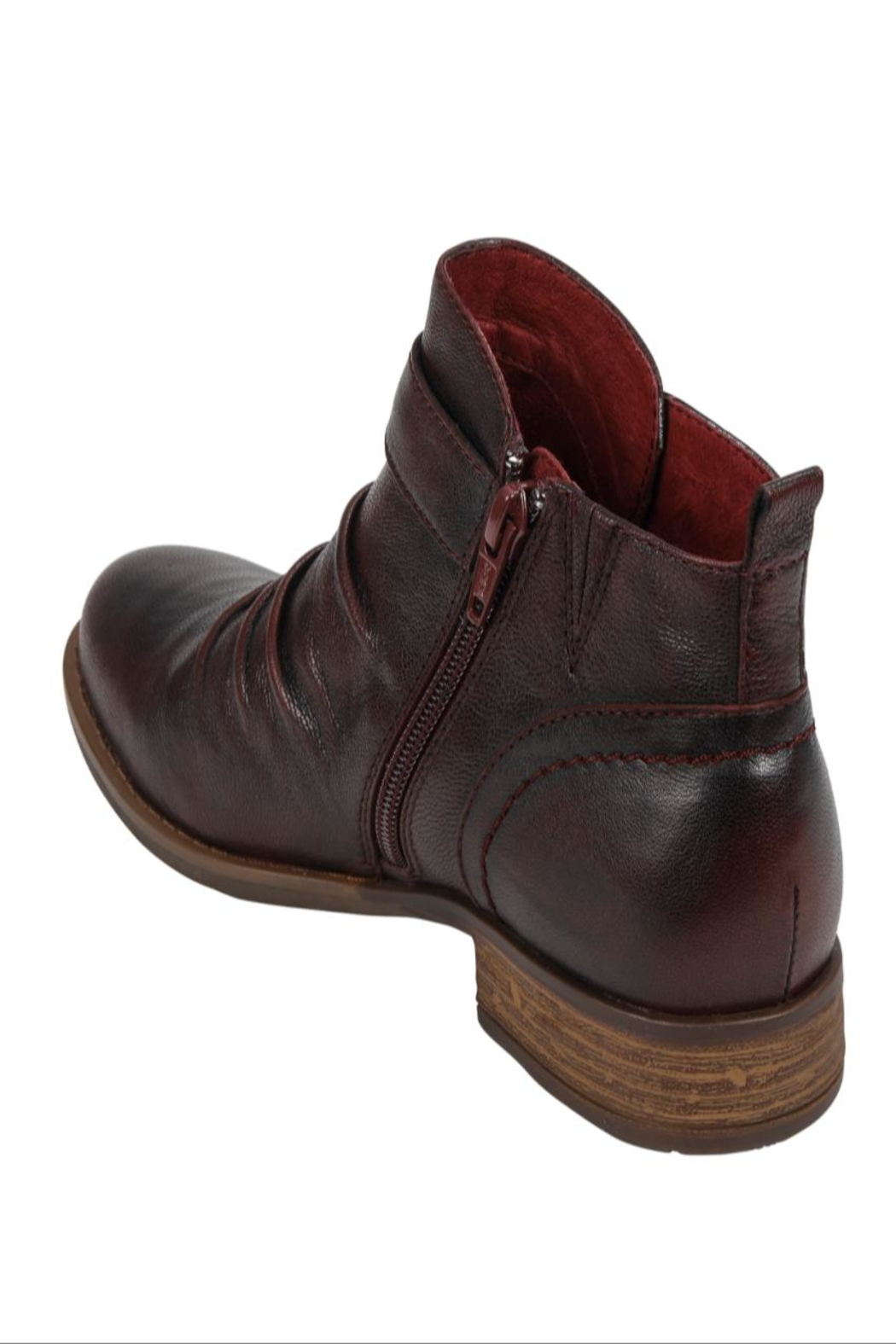 Earth Brook Leather Boot - Front Full Image