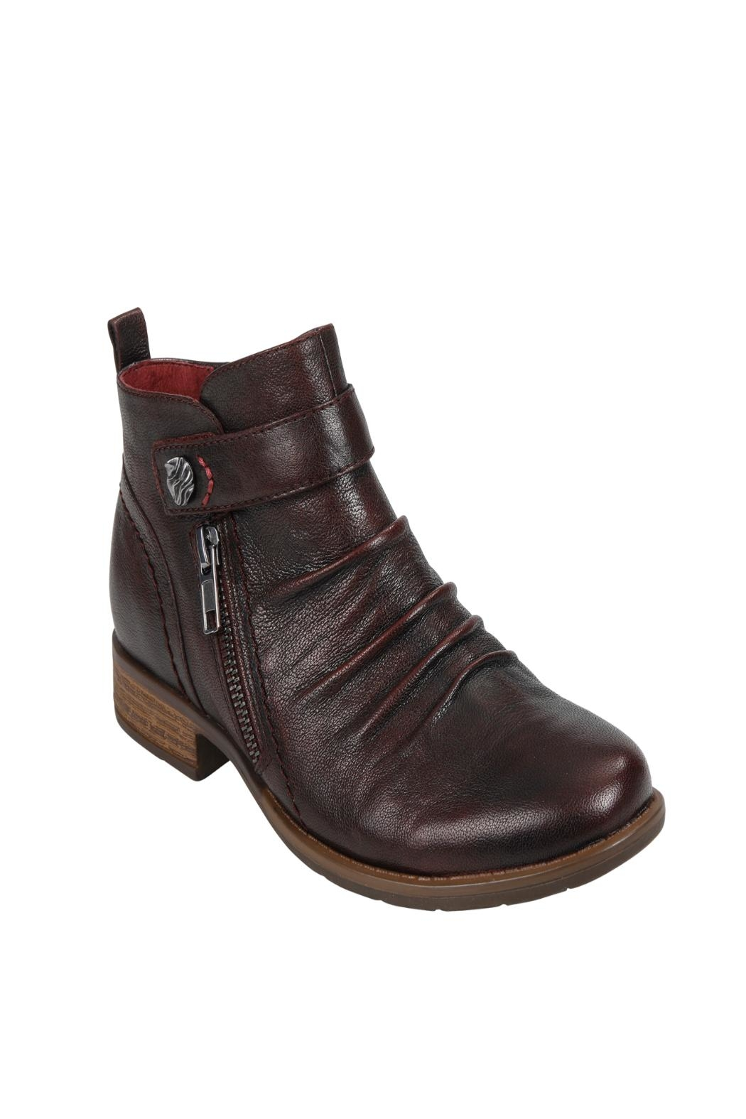 Earth Brook Leather Boot - Main Image