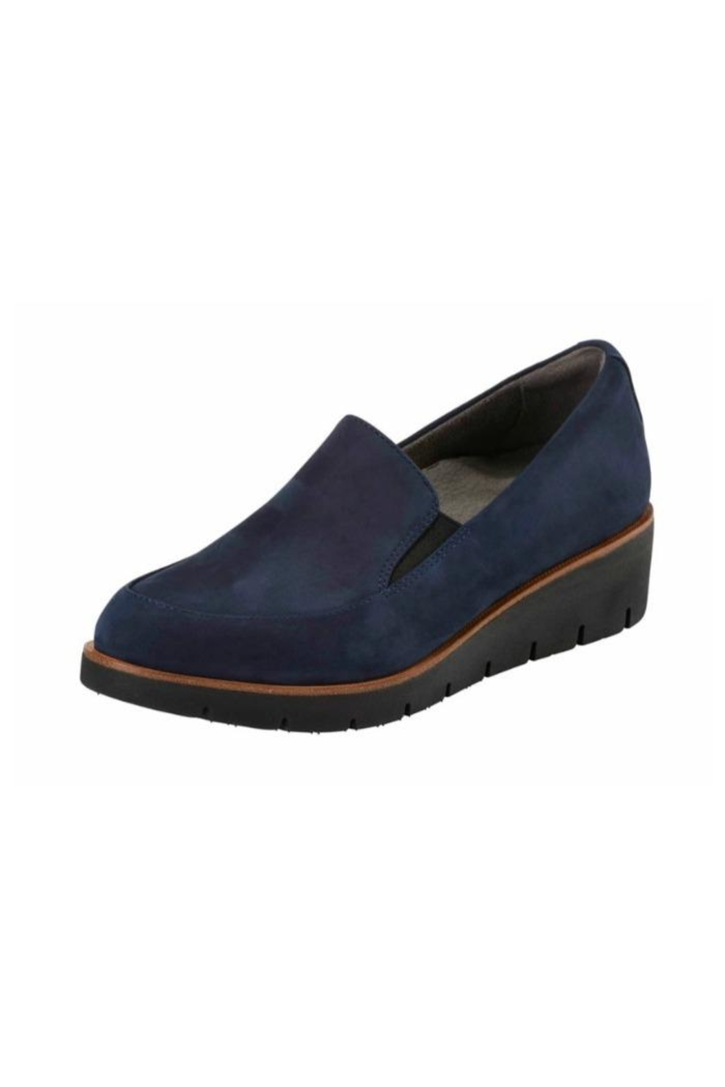 Earth Bern Loafers - Front Cropped Image