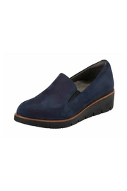 Earth Bern Loafers - Front cropped