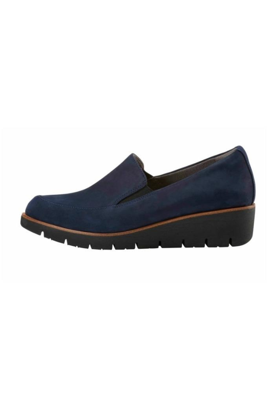 Earth Bern Loafers - Front Full Image