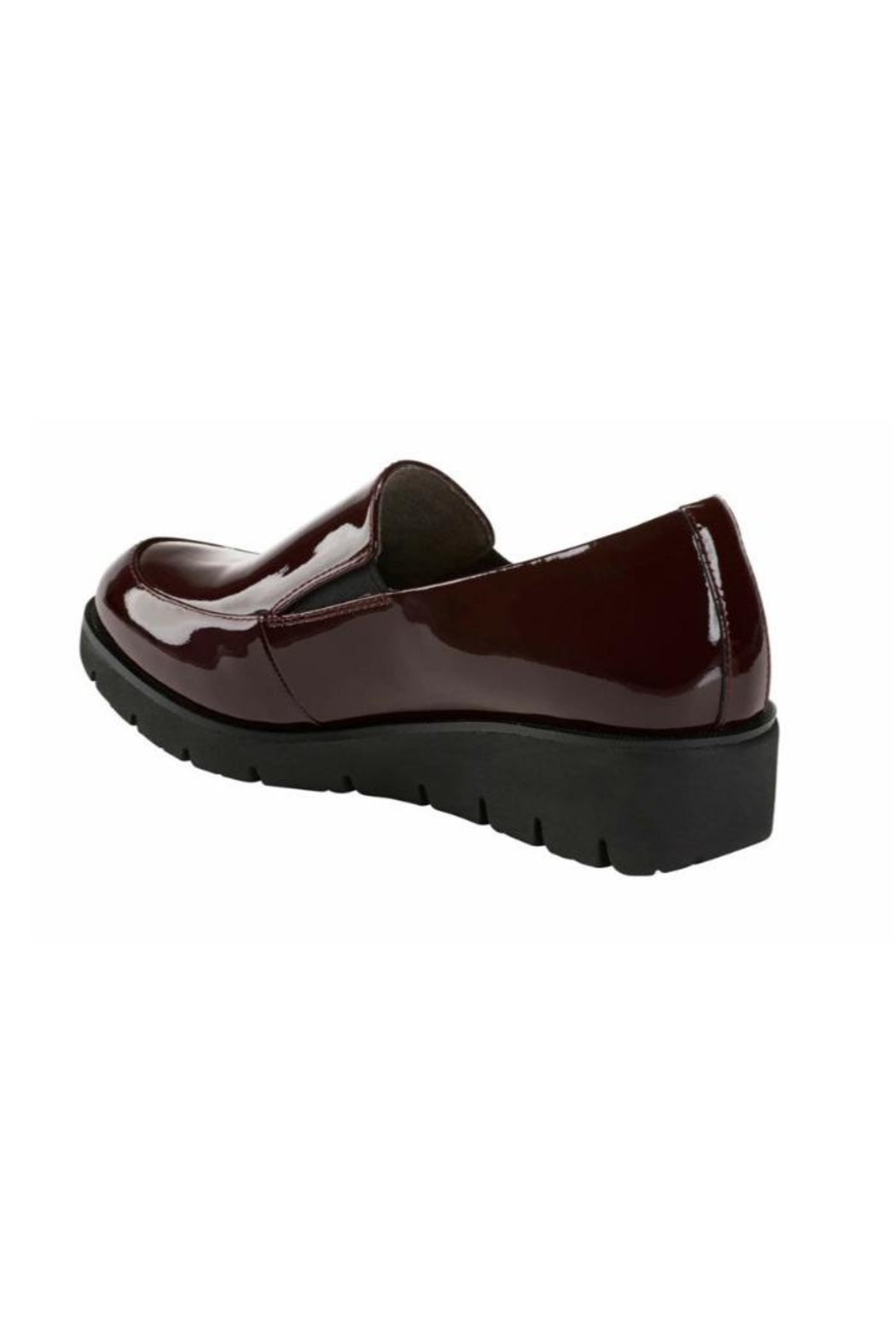 Earth Bern Loafers - Side Cropped Image