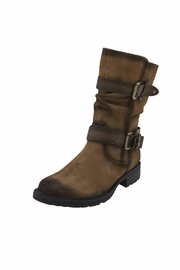 Earth Ever Wood Boots - Front cropped