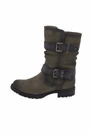 Earth Ever Wood Boots - Front full body