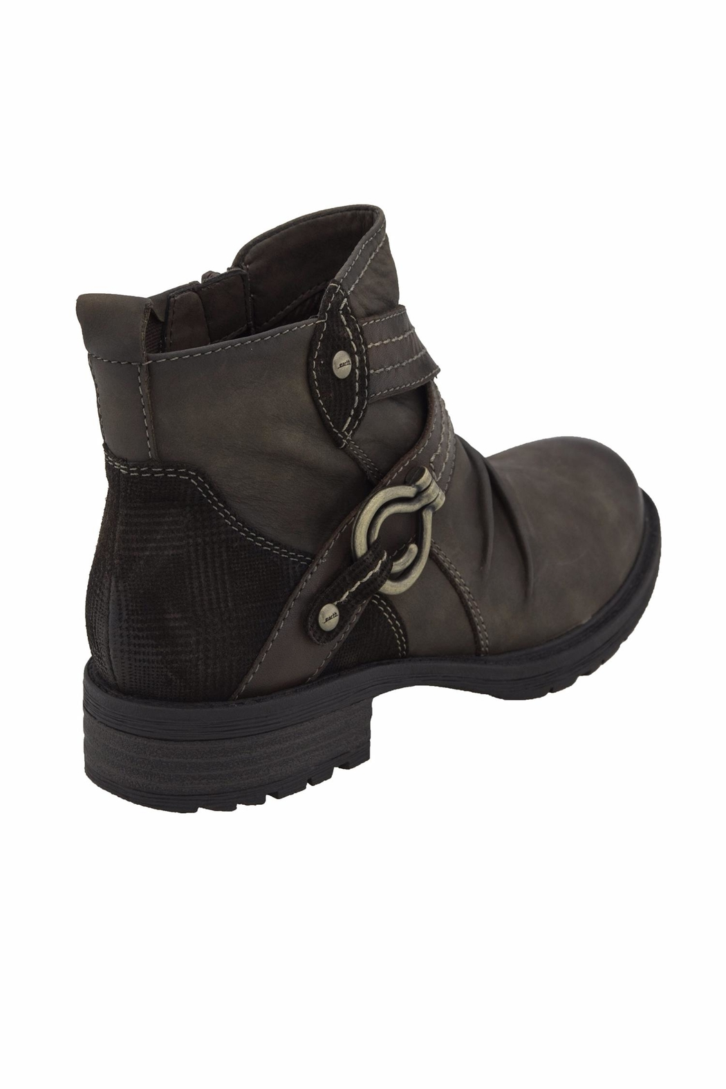 Earth Laurel Boots - Side Cropped Image