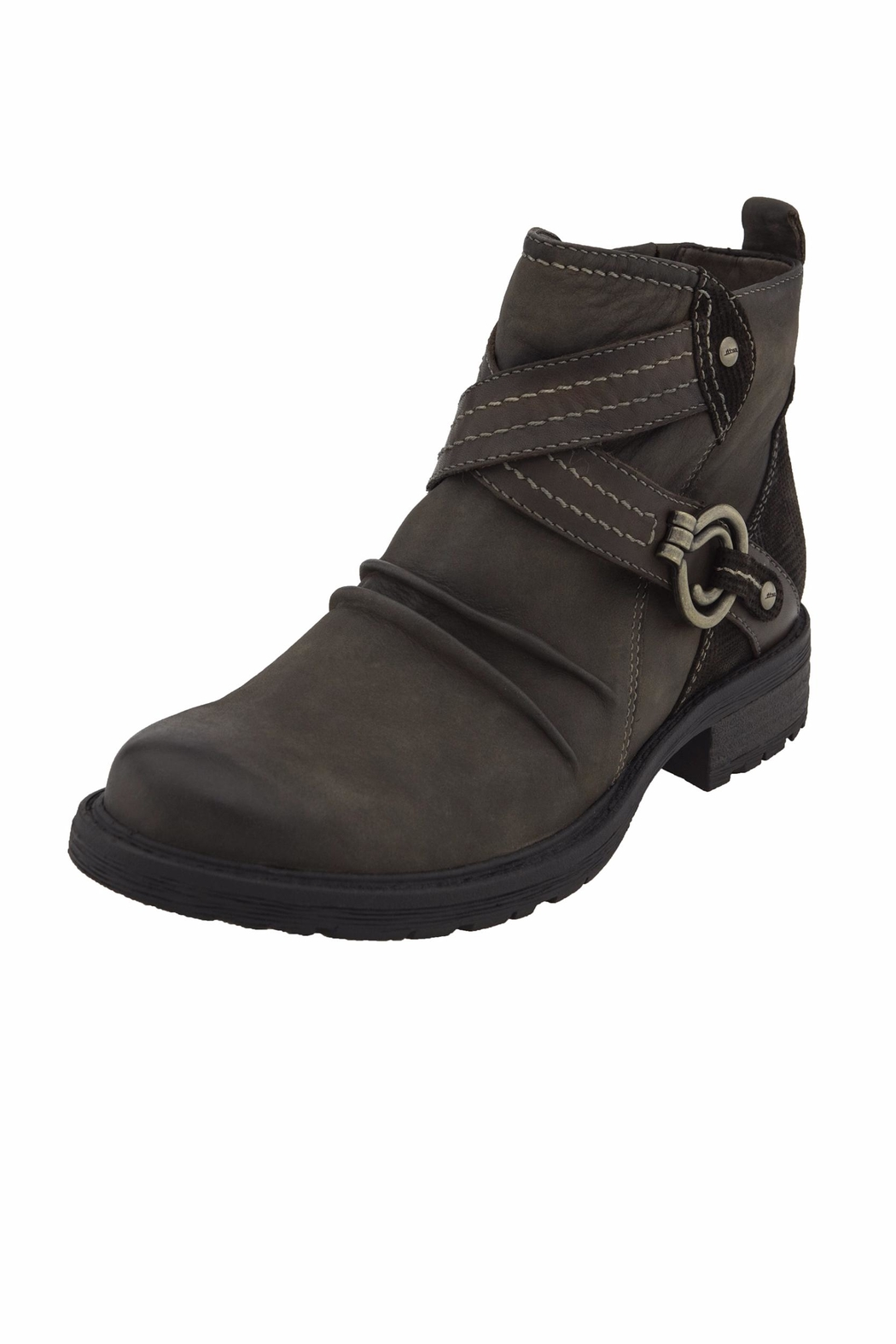 Earth Laurel Boots - Front Cropped Image